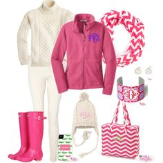 The perfect outfit! Horseback Riding Outfits, Preppy Style, My Style, Hunter Boots Outfit, Casual Outfits, Cute Outfits, Tween Fashion, Women's Fashion, Complete Outfits