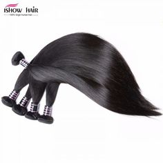 Cheap hair highlight, Buy Quality hair homecoming directly from China hair products for black natural hair Suppliers: Malaysian Virgin Hair Straight Grade Unprocessed Virgin Human Hair Straight Hair Extensions Malaysian Straight Hair 4 Bundles 100 Human Hair, Human Hair Wigs, Weave Hairstyles, Straight Hairstyles, Virgin Hair Extensions, Lace Closure, Lace Frontal, Natural Texture, Beauty