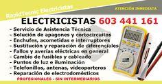 Electricistas  del Polígono Barrio del Cristo, Quart de Poblet, instaladores  autorizados, económicos, expertos y cualificados  en localiza...