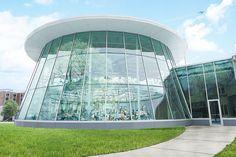 Euclid Beach Park, Cleveland Ohio--High-Design Carousels and Pavilions