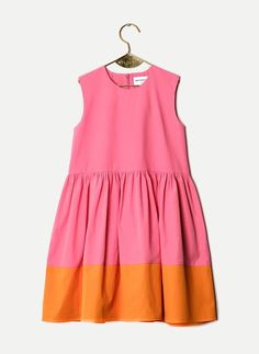 Wolf and Rita Sofia Dress in Pink