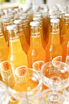 IZZE Sparkling Juice is naturally sweet. No refined sugar, no caffeine, no artificial. Just natural fruit juice and sparkling water.