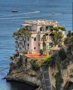 Posillipo. Napoli. Italy