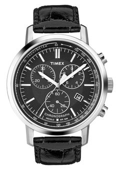Timex Dress Sports Men´s Chronograph for $111 for sale from a Trusted Seller on Chrono24