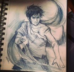 Percy controling the poision in Tartarus? (Well done Vira)