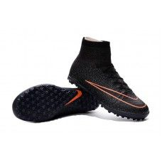 100% authentic 7565a b43ae Nike MercurialX Proximo TF - Chaussure de football pas cher - Noir   Noir    Bright