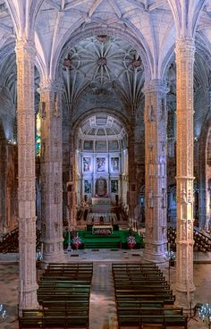 The Five Most Beautiful Churches in Lisbon