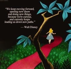 We keep moving.....