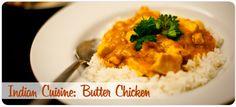 Sharwood's Butter Chicken - SBD2