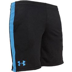 Under Armour Ultimate Shorts - Boys Black Blue