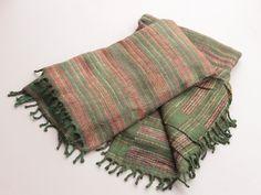 Woolly Blankets Green