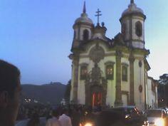 Pelo Brasil: Ouro Preto - Igreja de São Francisco