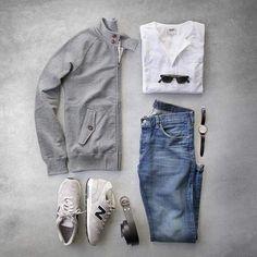 Moda masculina para climas fríos y estilo casual, galería de fotos con ideas para vestir increíble en esta temporada de invierno y en el trabajo.