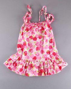 Vestido de tirantes (talla 12 meses) 8,45€ http://www.quiquilo.es/bebe-nina/2396-vestido-de-tirantes.html