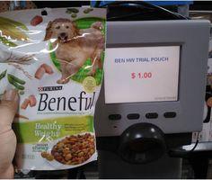 Beneful Dog Food FREE At Walmart PLUS $.50 Money Maker!