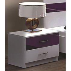 Noční stolek KN174 fialový Bedside, Nightstand, Table, Furniture, Home Decor, Bedside Desk, Night Stands, Interior Design, Home Interior Design