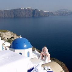 World's Best Restaurant Views - Ambrosia, Santorini, Greece
