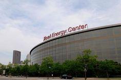 Modern 1. Xcel Energy Center, Minnesota Wild