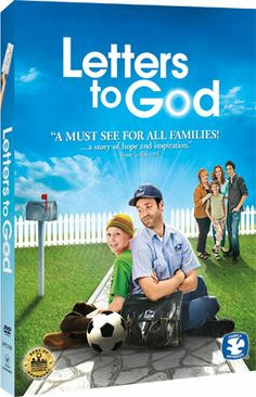 Letters to God - DVD   Given the right address...anything is possible.   $10.92 at ChristianCinema.com