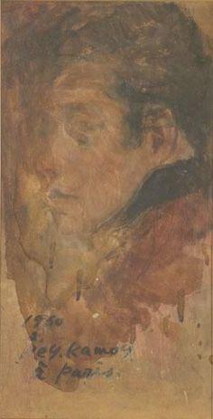 自画像 ( 1960年(昭和35年))