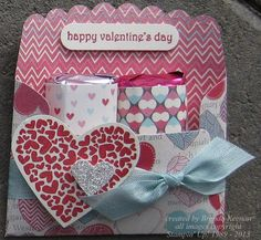 Easy Treats for Valentine's Day! * Pinned from Keenan Kreations blog