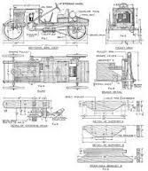 Free to download these print ready vintage plans to build