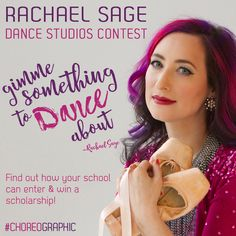 Choreographic Dance Video Contest  Hey dancers! Are you studying at a studio? #RachaelSage invites you and your studio to choreograph a dance to a song from her upcoming album, #Choreographic for our dance contest.The grand prize winner will receive a $500 prize for their school. http://bit.ly/RS_DanceContest