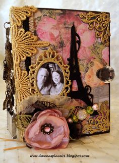 Looking for a little scrapbook and paper crafting inspiration? You've come to the right place!