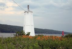 Cayuga Inlet Lighthouse, New York at Lighthousefriends.com