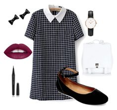 """""""Untitled #7"""" by robertipox on Polyvore featuring Proenza Schouler, Steve Madden, Marc Jacobs, Daniel Wellington, Marc by Marc Jacobs, women's clothing, women, female, woman and misses"""