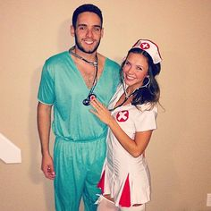 The 23 best celebrity couple halloween costumes sexy nurse doctor and nurse solutioingenieria Gallery
