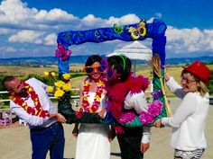 #frame #wedding #photo #colours #butterflies #flowers #craziness <<< Wedding Michela & Fulvio, 05.06.2016 >>>