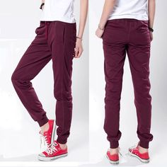 2012 New Arrival Fuchsia Mid Waist Pockets Loose Pants only $32.66 at http://www.wendybox.com/goods-4820-2012+New+Arrival+Fuchsia+Mid+Waist+Pockets+Loose+Pants+.html