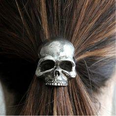 Skull Hairties - Buy 1, Get 2 Free!