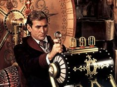 51. The Time Machine (1960) I have all the time in the world.