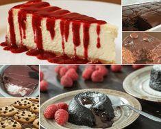 15 υπέροχα γλυκά διαίτης για όσους αναζητούν μια πιο ελαφριά επιλογή για να απολαύσουν ένα πολύ ωραίο γλυκό με λίγες όμως θερμίδες! Health Diet, Pudding, Pie, Cooking, Healthy, Ethnic Recipes, Desserts, Food, Torte