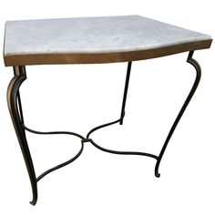 Arturo Pani Side Table | From a unique collection of antique and modern side tables at http://www.1stdibs.com/furniture/tables/side-tables/