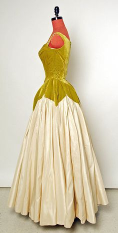 """Petal""  Charles James  (American, born Great Britain, 1906–1978)"