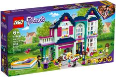 Lego Friends, Figurine Lego, Family Roles, Shop Lego, Bench Swing, Cool Garages, Garage Studio, All Lego, Musical Toys