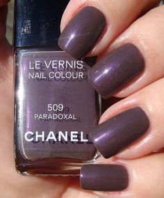 Chanel Paradoxal, have this on currently & ♡♡♡♡ it