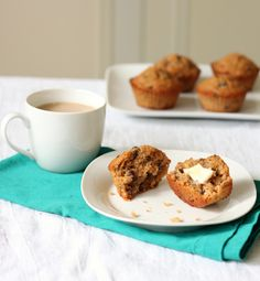 Apple pie muffins!     Whipped these up in under 20mins. My house smelled heavenly . Seriously yummy way to start the day.