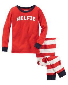 2-Piece  Elfie Snug Fit Cotton PJs  bd3a6ef29