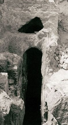 The Unsolved Mystery of the Tunnels at Baiae | Past Imperfect- image Smithsonian Magazine