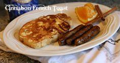 Cinnabon International Delight French Toast!  This is brilliant!  Thanks to Kim at @TCreativeBlogs #IDBaking