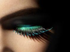 5644408737d beauty, color, eye, eyelashes, fake eyelashes, makeup - inspiring picture on