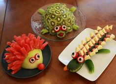 Love these fruit critters!!