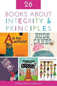 Use these picture books about integrity in your classroom to discuss themes of being principled and knowing what is right and wrong. They show trustworthy characters demonstrating fairness, listening to their conscience and reflecting on the effects of their actions. #kidsbooks #picturebooks #kidslit #learnerprofile Comprehension Strategies, Reading Comprehension, Respect Pictures, Learner Profile, Kindness Activities, Third Grade Reading, Common Core Reading, Literature Circles, Context Clues