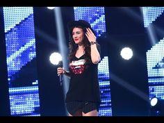 Ana Maria Mirică a dat juriul pe spate! A trecut de la rock, la muzică populară şi înapoi - YouTube