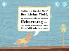 1. Platz: Der kleine Wolf (Nachwuchspreis Neue Medien) #socialmedia #socialmediamarketing #blog #aachen #website #facebook