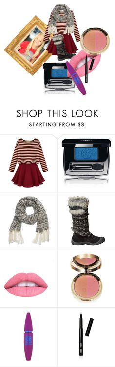 """""""Holly Makeover"""" by founders-reborn-author on Polyvore featuring Chanel, maurices, Muk Luks, Maybelline, Bobbi Brown Cosmetics, MakeOver, wattpad and foundersreborn"""